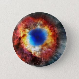 Helix Nebula 2 Inch Round Button
