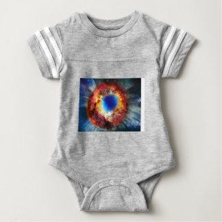 Helix Nebula Baby Bodysuit