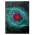 Helix Nebula, Beautiful Stars in the Galaxy Notebook