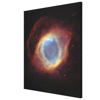 Helix Nebula Canvas Print