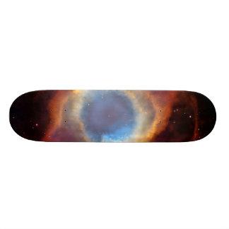 Helix Nebula (Hubble Telescope) Skateboard