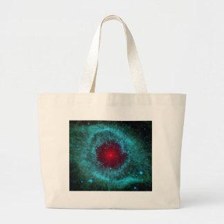 Helix Nebula Large Tote Bag