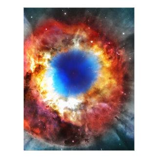 Helix Nebula Letterhead
