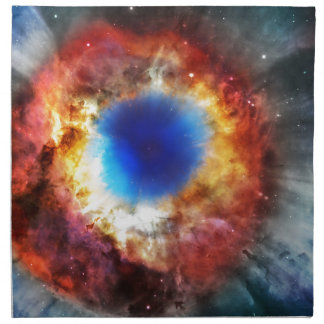 Helix Nebula Napkin