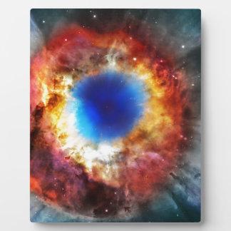 Helix Nebula Plaque