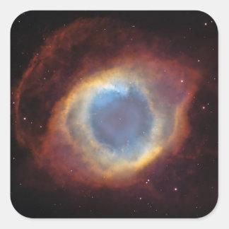 Helix Nebula Stickers