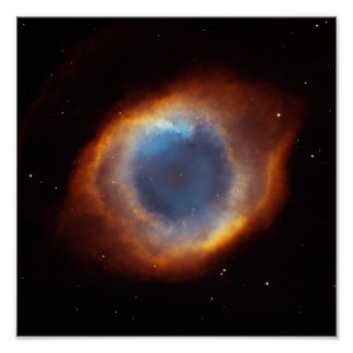Helix Nebula: The Eye of God Poster