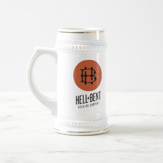 Hell-Bent Brew Co Stein