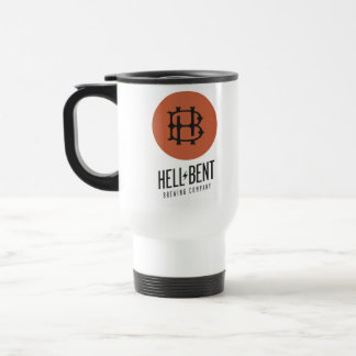 Hell Bent Travel Mug