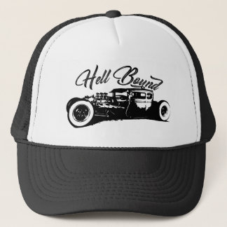 Hell Bound Trucker Hat