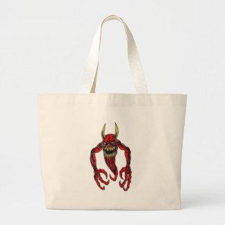 Hell Demon Art Bag