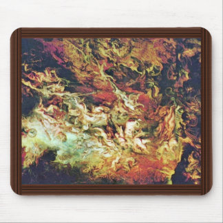 Hell Fall Of The Damned By Rubens Peter Paul Mouse Pad