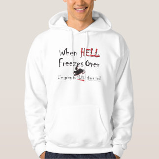 HELL-FREEZES-on-ash-ZAZ-eps Hoodie