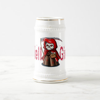 Hell Girl Beer Stein