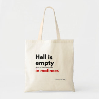 Hell is Empty Bag