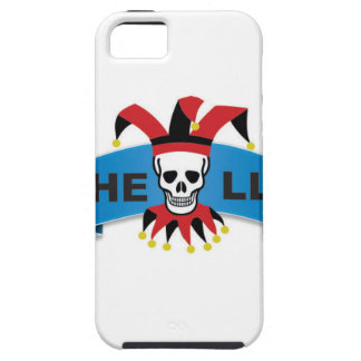 hell logo iPhone 5 cover