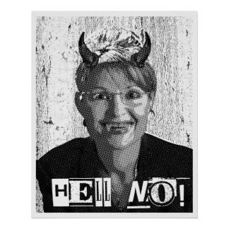 Hell No! Poster