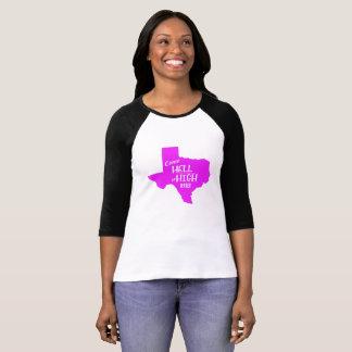 Hell or High Water #Texas Strong T-shirt Women