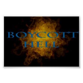 Hell Poster