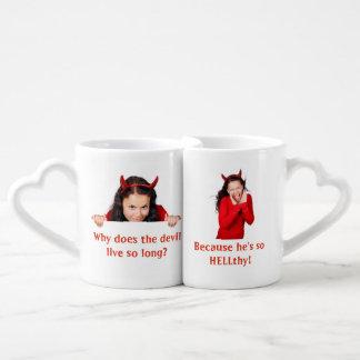 Hell Pun Mug