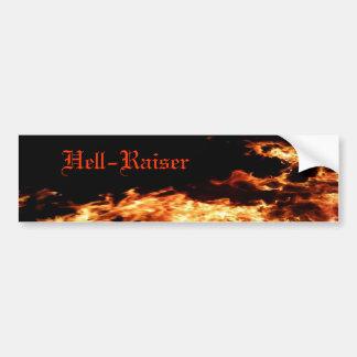 Hell-Raiser Bumper Sticker