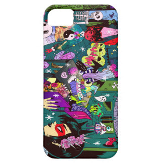 Hell Rave Case For The iPhone 5