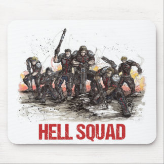 Hell Squad Mouse Pad