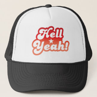 Hell YEAH! Trucker Hat
