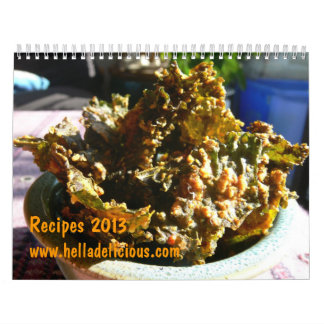 Hella Delicious Grain-Free Recipe Calendar 2013