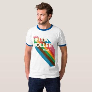 hella hella holler hella T-Shirt