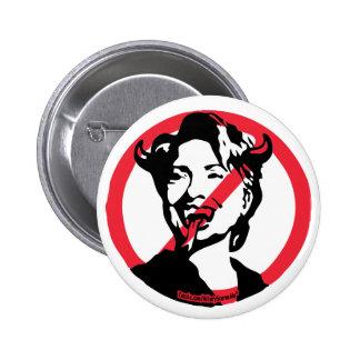 Hellary Clinton 2 Inch Round Button