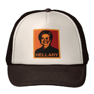 HELLARY Trucker Hat