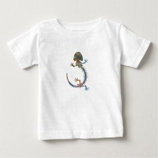 Hellbender Skeleton Baby T-Shirt