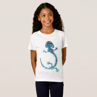 Hellbender Skeleton T-Shirt