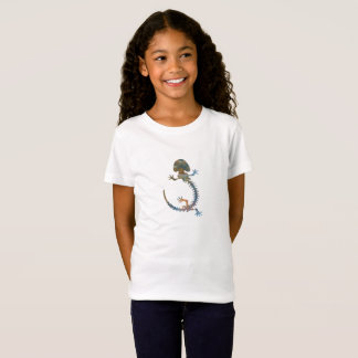 Hellbender Skeleton T-Shirt