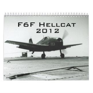 Hellcat Calendar