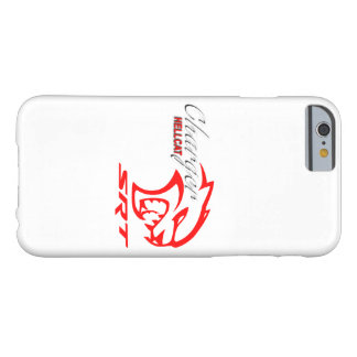 Hellcat Charger Barely There iPhone 6 Case
