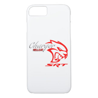 Hellcat Charger iPhone 8/7 Case