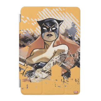 Hellcat City Skyline Graphic iPad Mini Cover