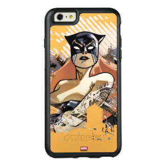 Hellcat City Skyline Graphic OtterBox iPhone 6/6s Plus Case