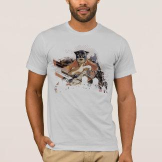 Hellcat City Skyline Graphic T-Shirt
