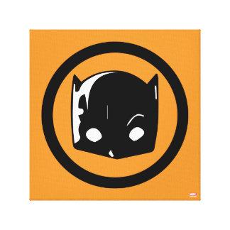 Hellcat Logo Canvas Print