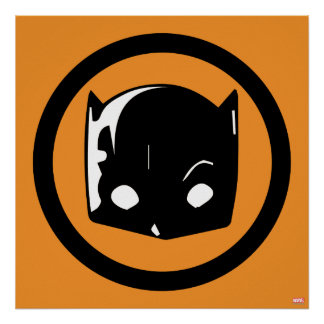 Hellcat Logo Poster