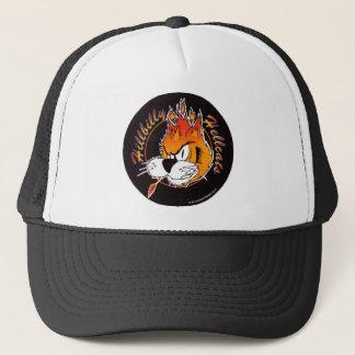 Hellcats logo trucker hat