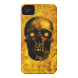 Hellfire iPhone 4 Case-Mate Case