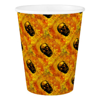 Hellfire Paper Cup