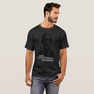 Hellhound Horror H.P. Lovecraft Dark Men's T-shirt
