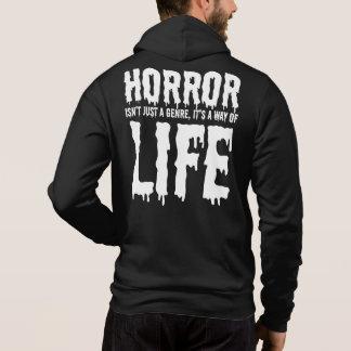 Hellhound Horror is Life Hoodie