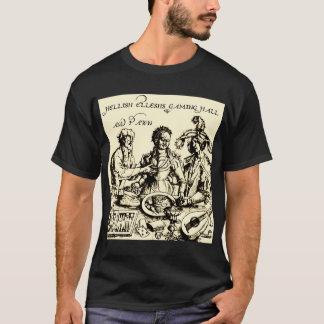 Hellish Ellesh's Gaming Hall & Pawn T-Shirt