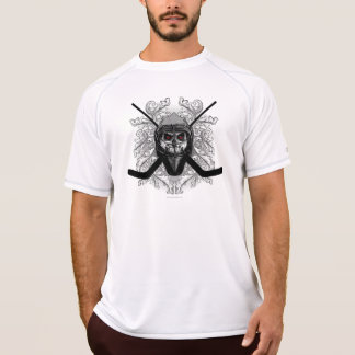 Hellish Hockey Goalie T-Shirt